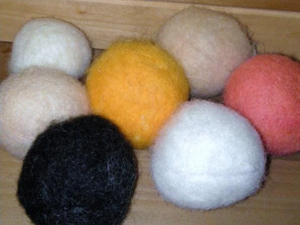 Felt Wool Balls