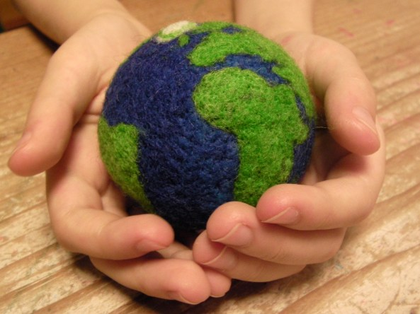 Felted Earth