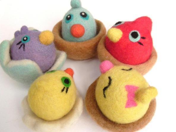 handmade easter toys
